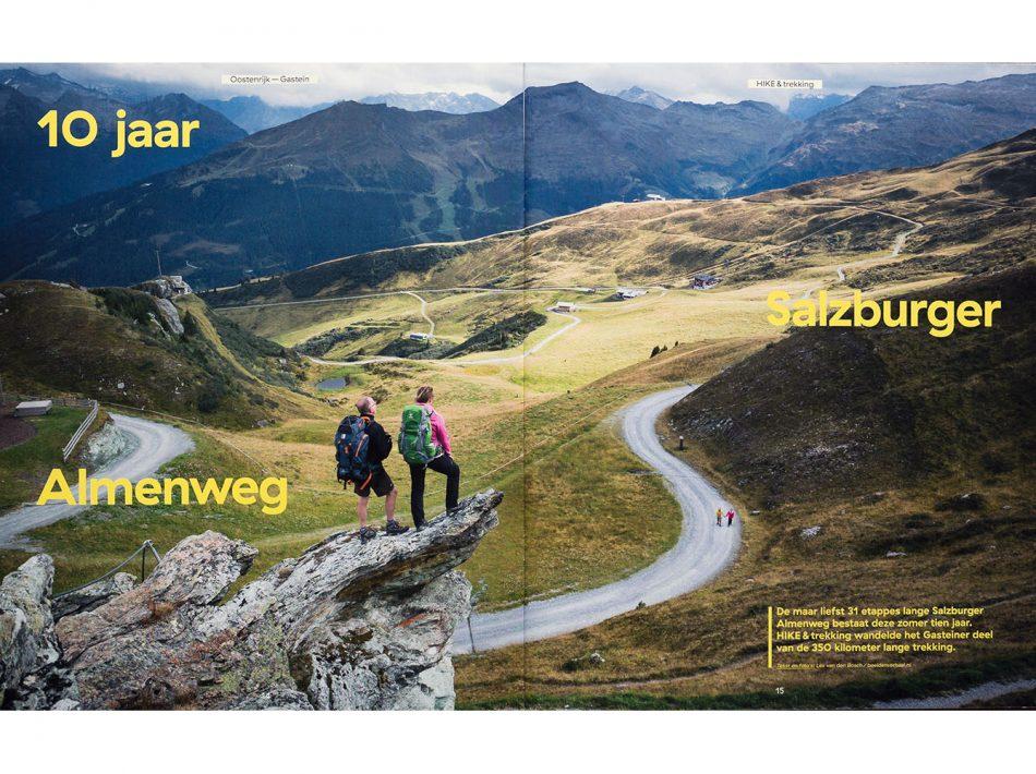 Hike & Trekking, verhaal over huttentocht voor gezinnen in Salzburgerland (Tekst & Beeld Lex van den Bosch)