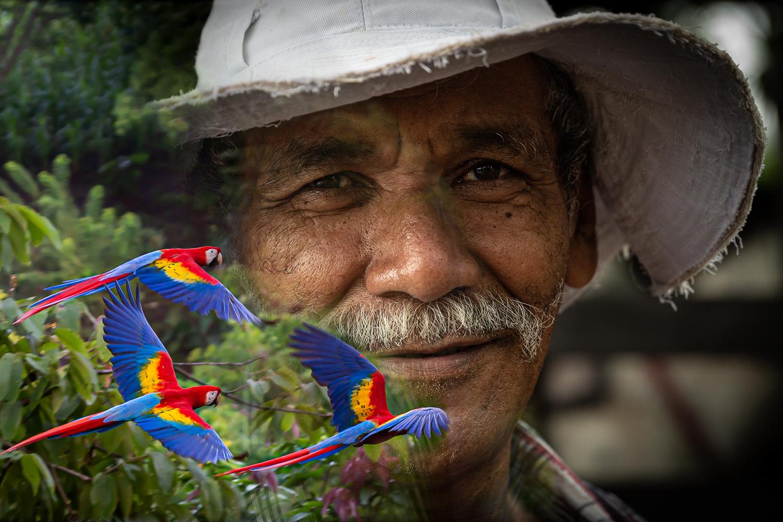 Fotoreis Costa Rica, Mens & Natuur